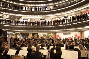 Młoda Polska Filharmonia w Starym Browarze w Poznaniu fot. KPictures